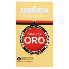 Lavazza Qualità Oro Mielona kawa palona 250 g