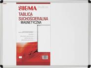 Sigma Tablica magnetyczna 60x80 cm