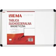 Sigma Tablica magnetyczna 40x60 cm