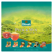 Dilmah Pick & Mix Zestaw herbat 220 g (120 kopert)
