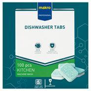 Makro Professional Tabletki do zmywarek (100 sztuk)