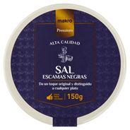Makro Professional Płatki soli czarnej 150 g