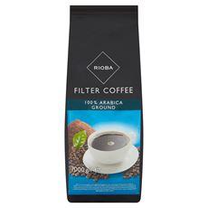 Rioba Filter Coffee Mielona palona kawa 1 kg
