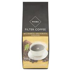 Rioba Filter Coffee Mielona palona kawa 1000 g
