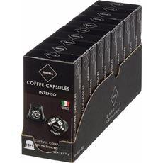 Rioba Intenso Palona i mielona kawa w kapsułkach 55 g (11 x 5 g)