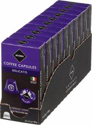 Rioba Delicato Palona i mielona kawa w kapsułkach 55 g (11 x 5 g)