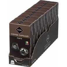 Rioba Forte Palona i mielona kawa w kapsułkach 55 g (11 x 5 g)