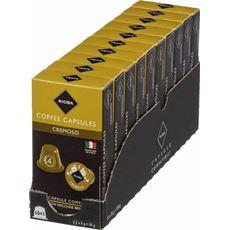 Rioba kapsułki z kawą do ekspresu 5g Cremoso