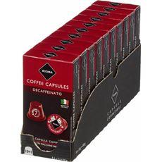 Rioba Palona i mielona kawa w kapsułkach 55 g (11 x 5 g)