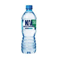 Nałęczowianka Naturalna woda mineralna niegazowana 12 x 0,5 l