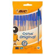 BiC Cristal Original Długopis niebieski 10 sztuk