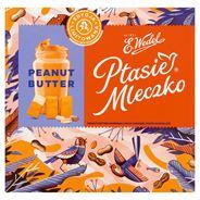 E. Wedel Peanut Butter Ptasie Mleczko 380 g