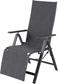 Tarrington House Fotel tekstylny z podnóżkiem Yotrio