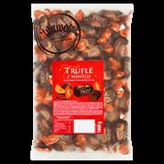 Wawel Trufle z Wawelu Cukierki kakaowe ze skórką pomarańczową w czekoladzie 1000 g