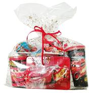 Paczka Świąteczna Cars - gadżety i łakocie dla fanów