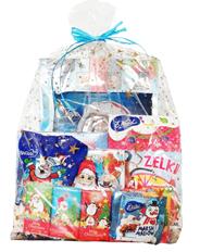 Paczka Świąteczny Mikołaj - czar świątecznych słodkości