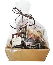Paczka Świąteczna Brownie - dla wielbicieli kawy i czekolady