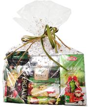 Paczka Świąteczna Green - relaks przy kawie lub herbacie
