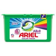 Ariel Allin1 Pods Touch of Lenor Fresh Color Kapsułki do prania, 35 prań