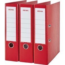 Sigma Segregator czerwony A4 80 mm
