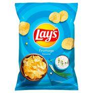 Lay's Chipsy ziemniaczane o smaku śmietankowego serka z ziołami 40 g