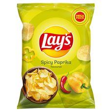 Lay's Chipsy ziemniaczane o smaku pikantnej papryki 215 g