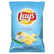 Lay's Chipsy ziemniaczane o smaku śmietankowego serka z ziołami 70 g