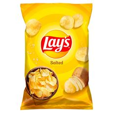 Lay's Chipsy ziemniaczane solone 140 g