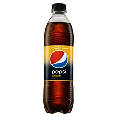 Pepsi Ginger Flavour Napój gazowany 500 ml 12 sztuk
