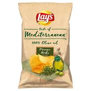Lay's taste of Mediterranean Chipsy ziemniaczane z ziołami 100 g