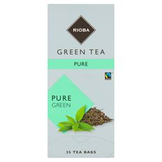Rioba Pure Green Herbata zielona 25 saszetek