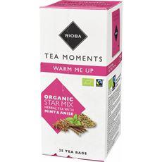 Rioba Bio Organic Herbata Starmix 25 saszetek