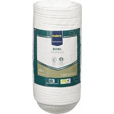 Makro Professional Miska kompostowalna 200 ml 100 sztuk