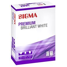 Sigma Papier kserograficzny Premium Brilliant 80 g A4