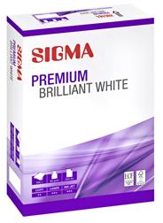 Sigma Papier kserograficzny Premium Brilliant 80 g A4 5 sztuk