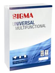 Sigma Papier kserograficzny Universal 80 g A5 10 sztuk