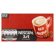 Nescafé 3in1 Classic Rozpuszczalny napój kawowy 462 g (28 x 16,5 g)