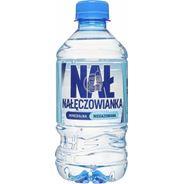 Nałęczowianka Naturalna woda mineralna niegazowana 330 ml 8 sztuk