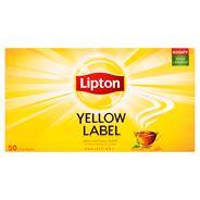 Lipton Yellow Label Herbata czarna 100 g (50 torebek)