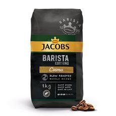 Jacobs Barista Editions Crema Wolno prażona kawa ziarnista 1 kg