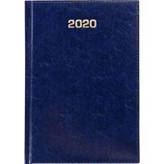 Kalendarz książkowy tygodniowy A4 GRANAT 2020
