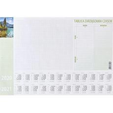 Kalendarz biuwar 35,3 × 50 - B3 2020