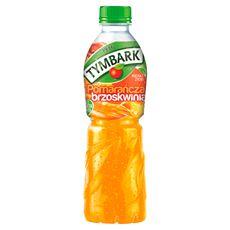 Tymbark Pomarańcza brzoskwinia Napój owocowy 500 ml 12 sztuk