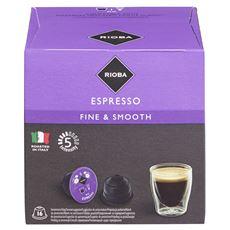 Rioba Dolce Gusto Espresso 16 kapsułek
