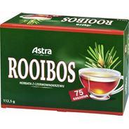 Astra Herbata ekspresowa Rooibos 112,5 g (75 x 1,5 g)