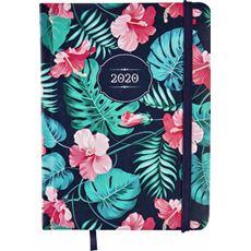 Kalendarz książkowy dzienny B6 2020