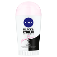 NIVEA Black&White Invisible Clear Antyperspirant w sztyfcie 40 ml