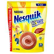 Nesquik Opti-Start Rozpuszczalny napój kakaowy z dodatkiem witamin i składników mineralnych 600 g