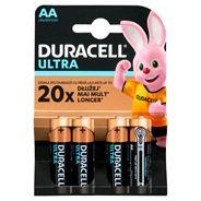 Duracell Ultra Baterie AA 4 sztuki