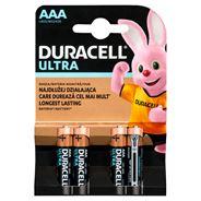 Duracell Ultra Baterie AAA 4 sztuki
